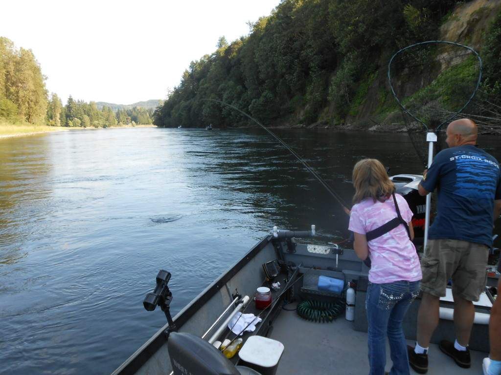 We fish the best rivers in Washington!